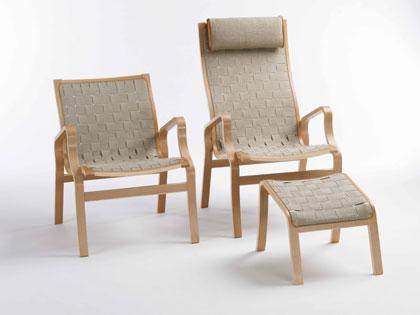 Nielsen Design M?bler - K?b laenestole hos M?belg?rden M?rslet ...