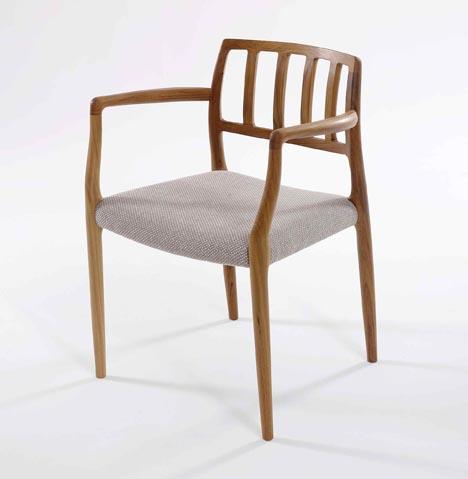 Nielsen Design Møbler - Køb lænestole hos Møbelgården Mårslet ...